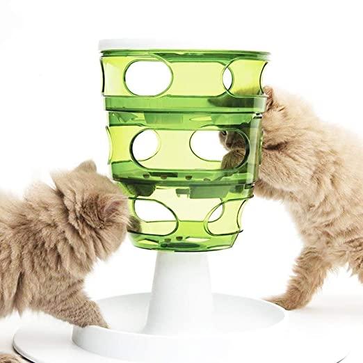 dispensadores juego gato