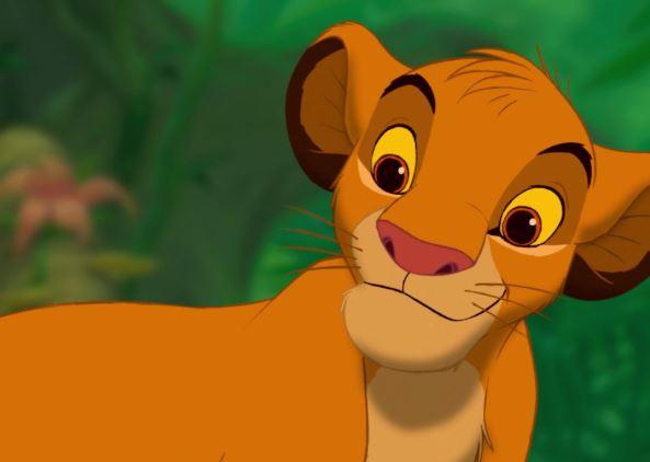 simba el rey leon