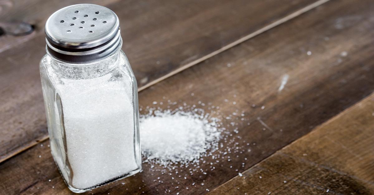 gatos pueden comer sal