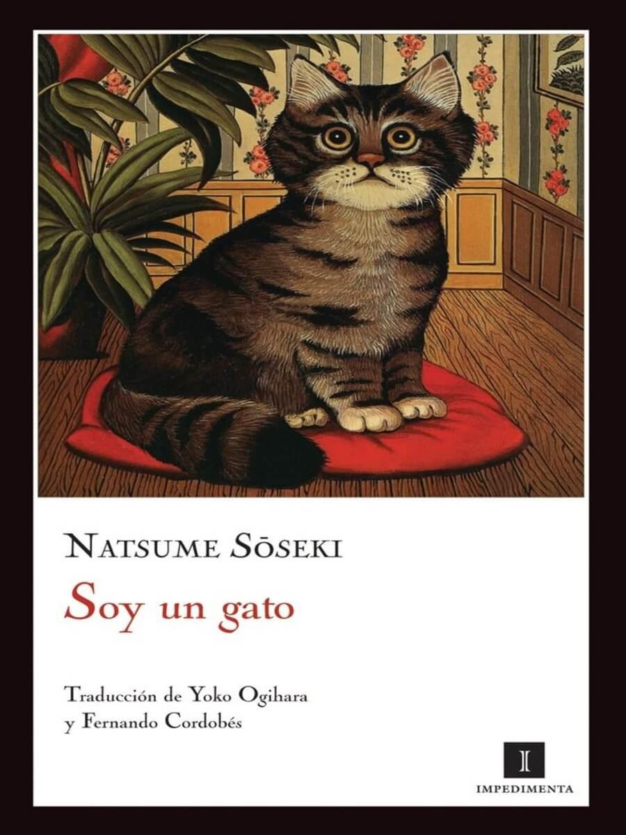 dia del libro novela japonesa soy un gato