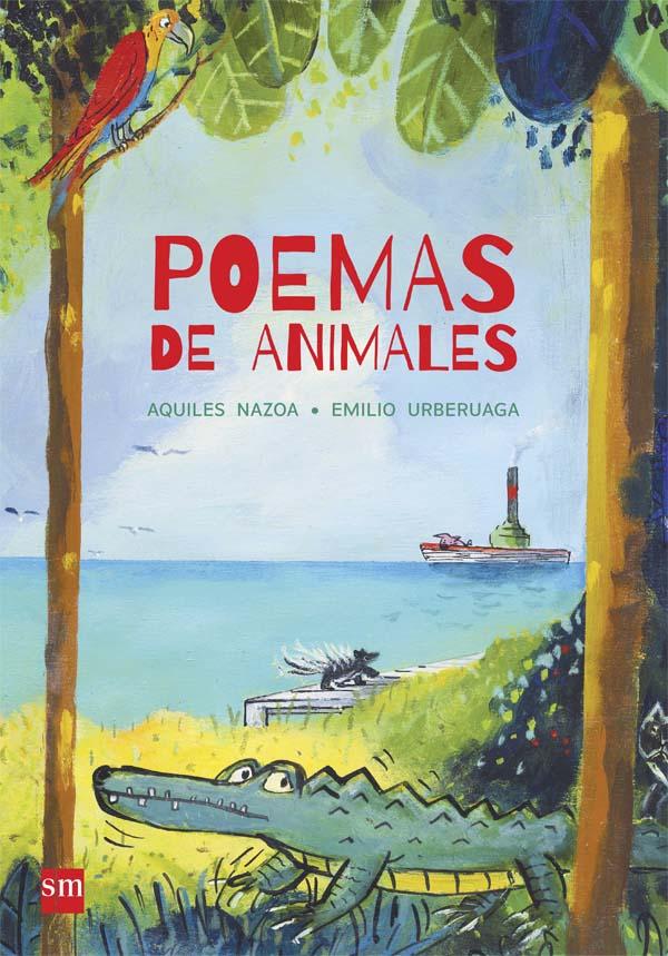 poemas de animales portada