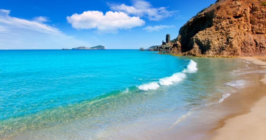 aguas blancas ibiza playa para perros