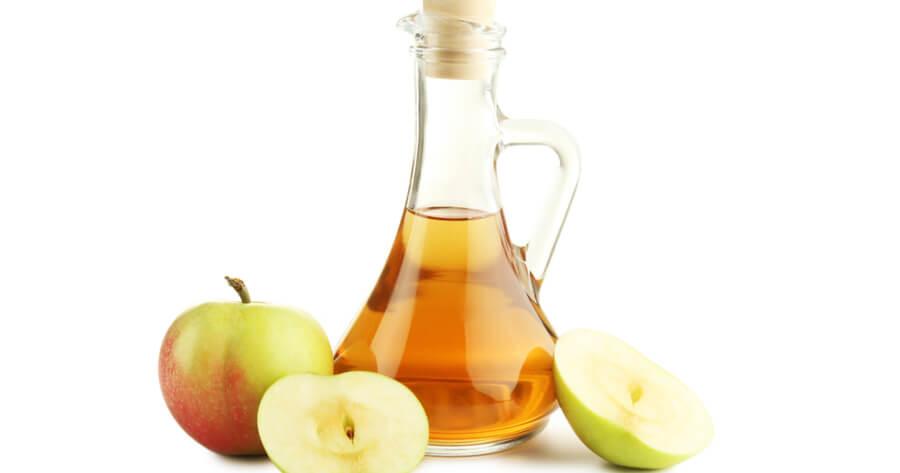 vinagre de manzana gatos