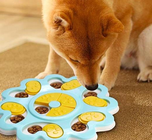 puzzle para perros juguetes