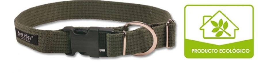 collar perro ecologico