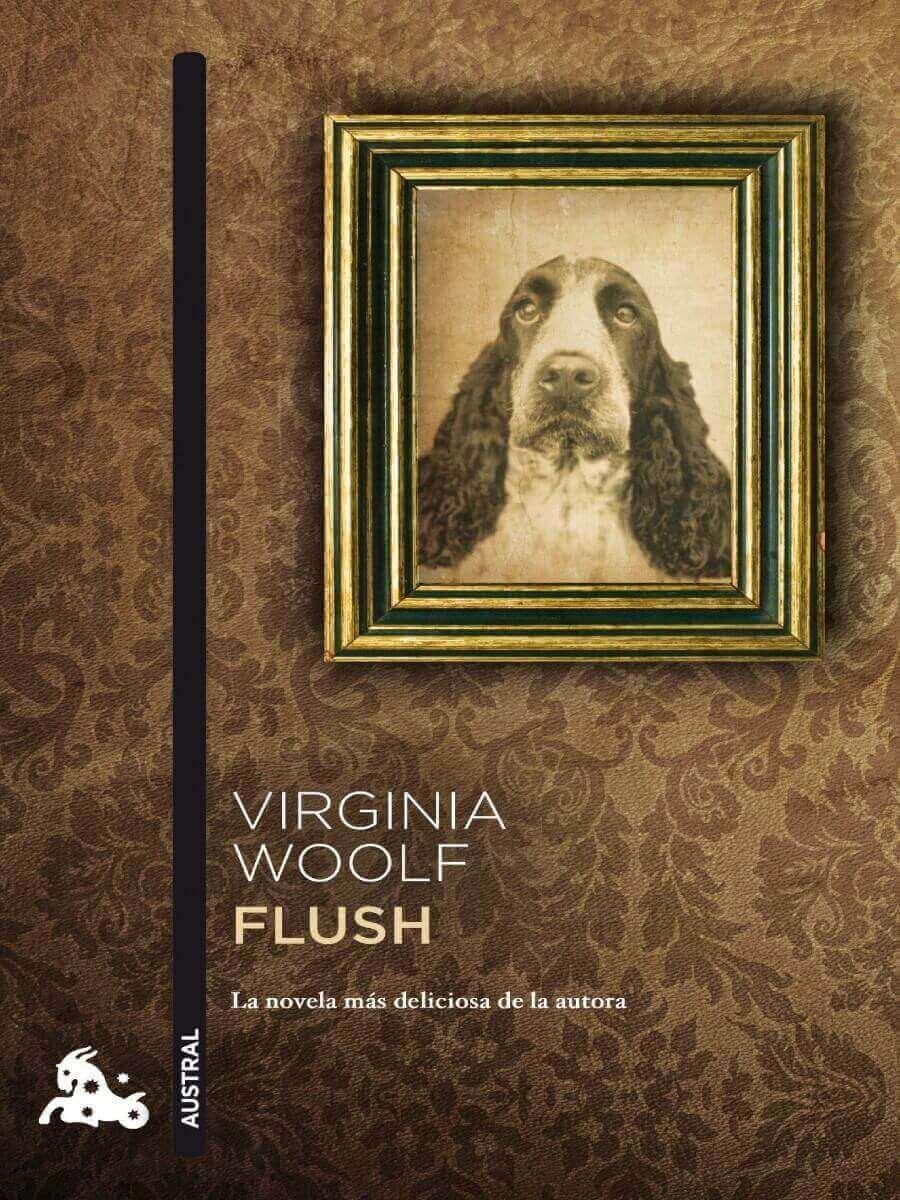 dia libro flush novela virgina woolf perro