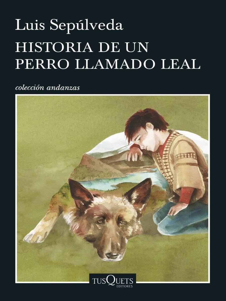 dia internacional libro luis sepulveda novela perro leal