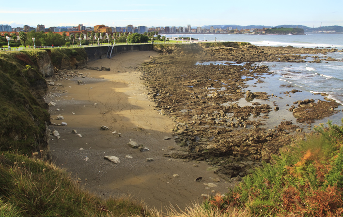 playas para perros asturias el rinconin gijon
