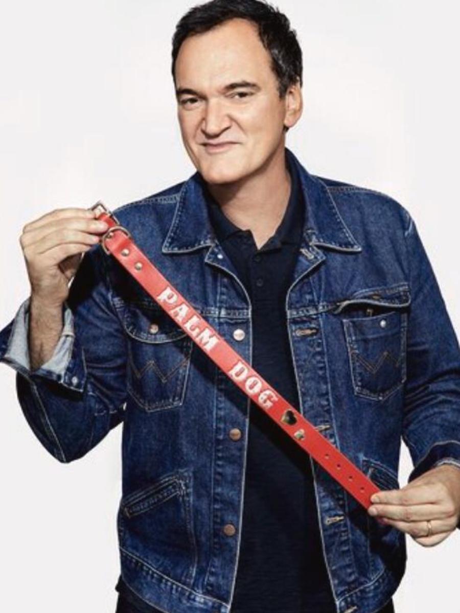 Tarantino's movie won the Palm Dog
