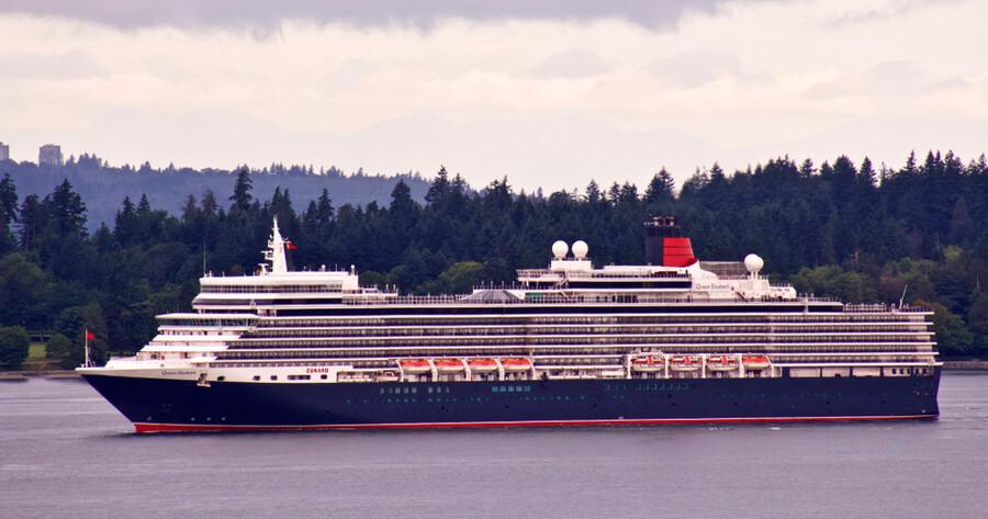 Cunard Schiff