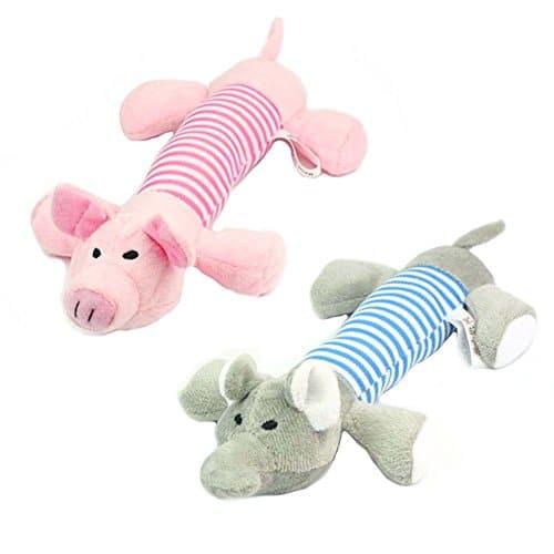 juguete perro chillon