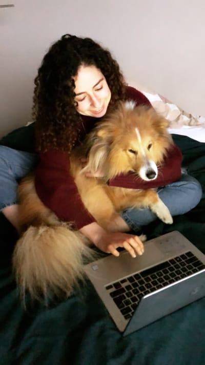 lea e il cane liam