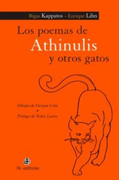 poemas de gato portada