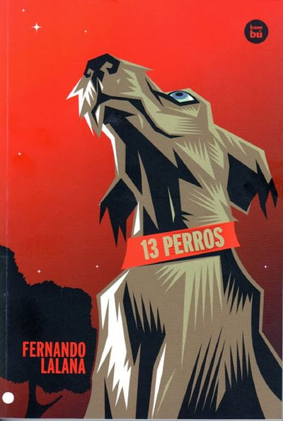 libro 13 perros