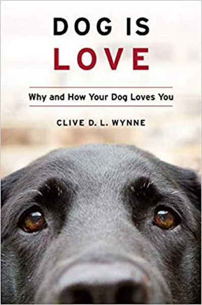 libro Dog is Love Why and How Your Dog Loves You
