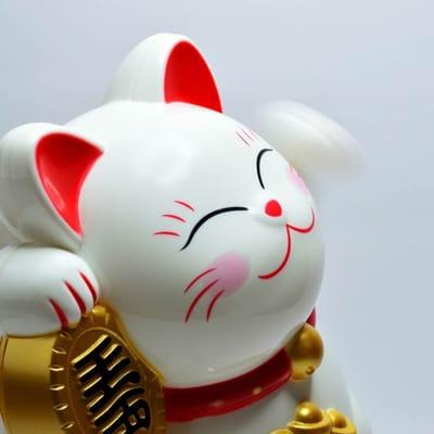 maneki neko gato chino