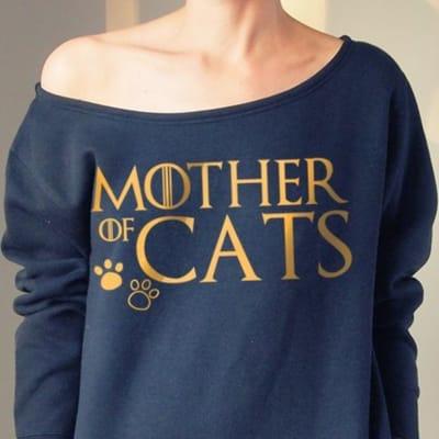 koszulka dla kociary
