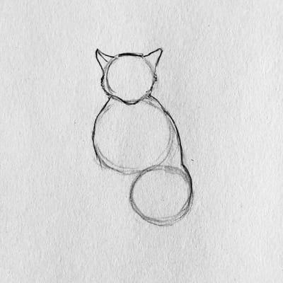 rysunek kota 2