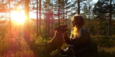 Passeggiata con il cane: i luoghi migliori dove portarlo
