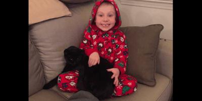 bimba-con-gatto