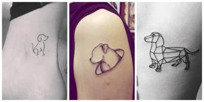 tatuajes perro