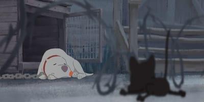 Kittbull es el nuevo cortometraje de animación de Pixar