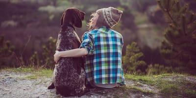 wycieczka w góry z psem