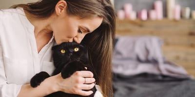 Amar como los gatos: ¿Cómo saber si tu gato te ama o te odia?