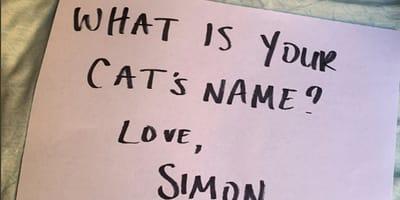Simon e Theo, a-mici dalla finestra, finalmente si incontrano (Video)