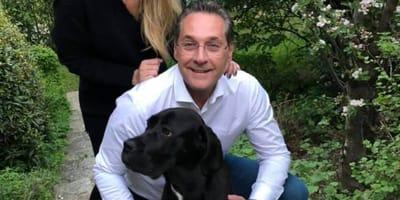 Hans-Christian Strache: Das Hunde-Drama vor der Ibiza-Affäre