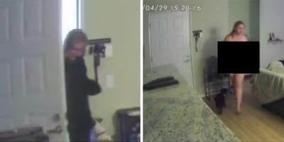 Contrató a una jovencita para cuidar de su perro: la cámara oculta la grabó haciendo algo 'X'