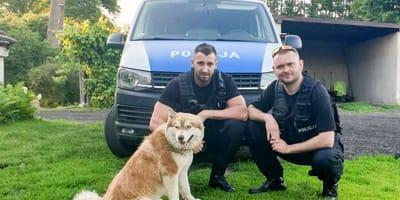 Historia o policjancie z Żar i porzuconej Misi wzruszy wasze serca