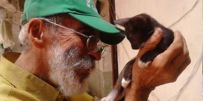 Wenezuelska rodzina przeznacza każdy grosz na zapewnienie kotom opieki