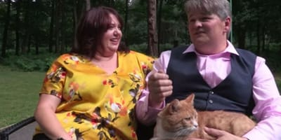 Winner of the lottery thanks to their cat