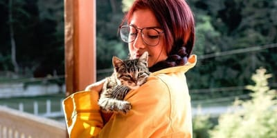 Crazy Cat lady stereotype is crushed