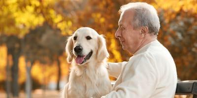 5 razas de perro que ayudan a las personas con alzheimer