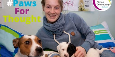 Paws for Thought promotional poster