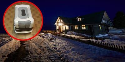 Frühschicht im Tierheim: Als er ein Katzenklo vor der Tür entdeckt, wird ihm angst und bange
