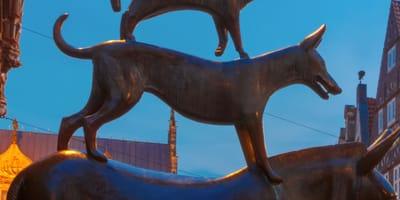 In Bremen gelten vier Rassen als Listenhunde