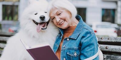 perros para personas mayores