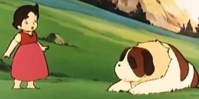 perro de heidi raza