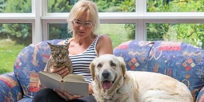 Come affrontare la quarantena da Coronavirus insieme a gatto e cane?