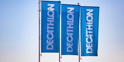 Decathlon Fahnen