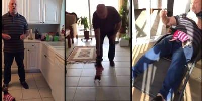 el perro bermudez narra encuentro deportivo de su perrita