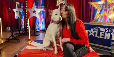cane e donna talent show