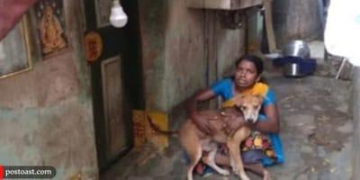 donna-indiana-e-cane