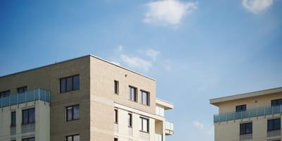 Mieszkaniec Poznania dostrzega dziwny kształt na dachu budynku i natychmiast dzwoni po pomoc!