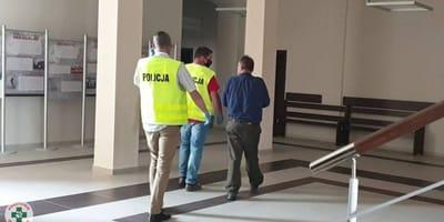 Aresztowanie właściciela schroniska w Radysach