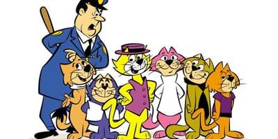 ¿Puedes decir los nombres de todos los personajes de Don Gato?