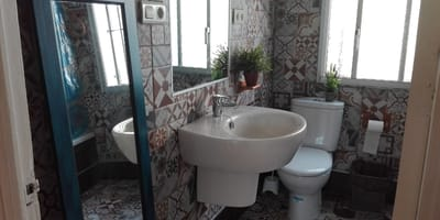 cuarto de baño agua